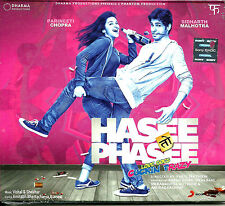 HASEE TOH PHASEE - NEW BOLLYWOOD SOUND TRACK CD - FREE UK POST