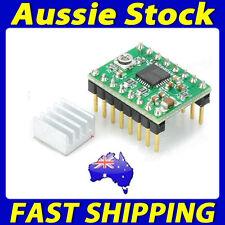 A4988 Stepstick Stepper Motor Driver Module for Reprap 3D Printer + Heat Sink