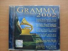 CD Grammy Nominees 2002 - Alicia Keys,Train,U2,Bob Dylan,Michael Jackson,Outkast