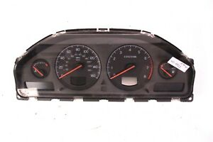Volvo V70 II S60 S80 Benziner 9499669 Meilen-Tacho Tachometer Kombiinstrument #2