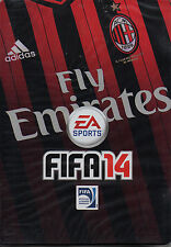 Steelbox in metallo  FIFA 14 MILAN NUOVO E SIGILLATO