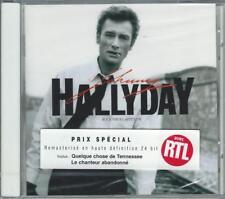 CD JOHNNY HALLYDAY - Rock'n roll attitude (neuf sous blister) *