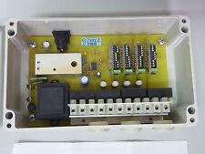 Dorma Tormatic Empfänger  Typ E 43-4-E  Garagentorantrieb Funksteuerung