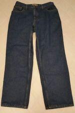 L.L. Bean Original Fit Relaxed Medium Wash Size 12 Petite Mom Jeans 100% Cotton