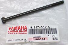 Yamaha Schraube auch Sachs Roadster 125 a. d. Zylinderkopfhaube OEM 91317-06110
