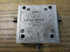 Ocean Microwave US869894-C-6 Coaxial Circulator 0014