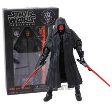 STAR WARS / THE BLACK SERIES - FIGURA DARTH MAUL / DARTH MAUL FIGURE 16cm