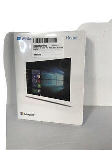Microsoft Windows 10 Home USB Flash Drive BRAND NEW! FACTORY SEALED! FREE SHIP!!
