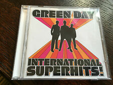Green Day -' International Superhits!' UK CD Album