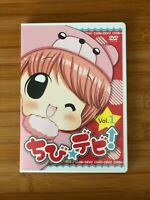 Chibi Devi! Chibi Devil DVD, 15 Folgen RAR Süß Cute Kawaii Manga Anime