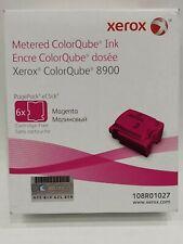 Xerox Metered ColorQube 8900 Magenta series 108R01027 ORIGINAL neuf scellé