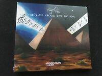 Aly & fila it's all about the melody 15 TRKS cd