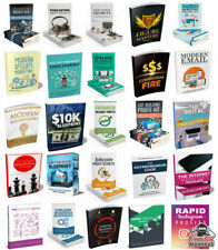 100 Make Money Cash Online Affiliate Marketing eBook Collection With Mrr