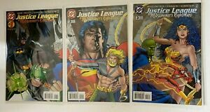 Justice League Midsummer's Nightmare Set #1-3 8.0 VF (1996)