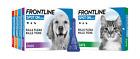 FRONTLINE SPOT ON Cats & Dogs, Flea Tick & Lice Treatment For S,M,L,XL (AVM-GSL)