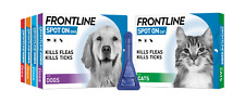 More details for frontline spot on cats & dogs, flea tick & lice treatment for s,m,l,xl (avm-gsl)