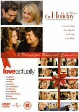 Holiday The / Love Actually DVD 2007 Region 2