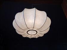 Deckanlampe Lampada da soffitto lampada sospesa Cocoon Castiglioni epoca 60er anni Ø 46 cm
