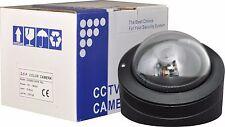 Couleur cctv dôme appareil photo avec multi directionnel caméra pêche à la ligne & housing