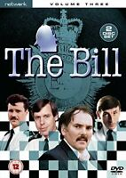 The Bill  Series 4 Vol 3 [DVD] [1988]