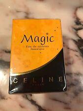 Vintage Rare Sealed Magic Celine Paris Eau De Toilette 1.7 Fl Oz Made In France