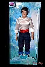 DISNEY STORE PRINCE ERIC CLASSIC DOLL from THE LITTLE MERMAID ARIEL