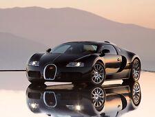 Bugatti Veyron (Mirror) 24 x 36 Poster