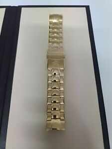 Invicta Subaqua NOMA II 2 Men's Watch Band Bracelet  GOLD Stainless Steel  24mm