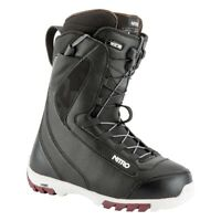 Nitro Cuda TLS Snowboard Boots Women's 7 Black Camo New 2019