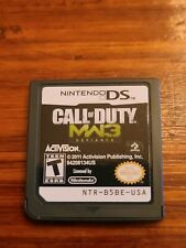 Call Of Duty MW3 Defiance (Nintendo DS, 2011)