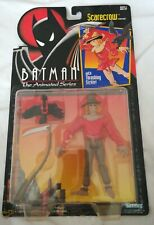 Batman The Animated Series Scarecrow Action Figure Boxed 1993