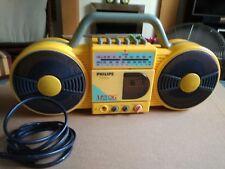 PHILIPS D8007 stereo ghetto blaster