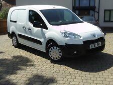 Peugeot Partner Crew Cab 5 Seats L2 Van 1.6 HDi 1 Owner-Full Service History