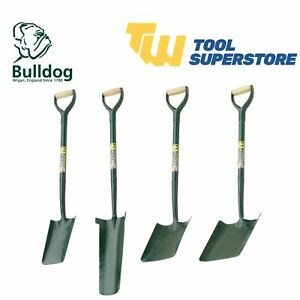 Bulldog All Steel Shovels Cable Layer Newcastle Drainer Navy Trench Professional