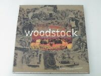 WOODSTOCK - THREE DAYS OF PEACE AND MUSIC - BOX 4 CD + BOOK 1994 ATLANTIC USA