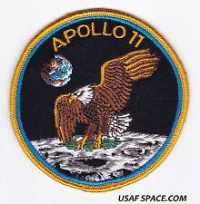VINTAGE ORIGINAL APOLLO 11 - VOYAGER EMBLEMS - NASA CLOTH BACK SPACE PATCH