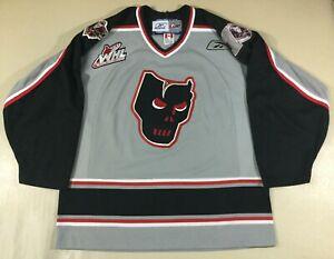 Calgary Hitmen Western Hockey League (WHL) Reebok Jersey SizeM
