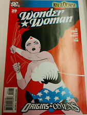 WONDER WOMAN RISE OF THE OLYMPIAN #29 DC 2009 1:10 MARTIN VARIANT COVER