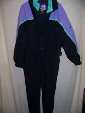 The North Face Vertical Gore-tex One Piece Snow Ski Suit, Women's Large