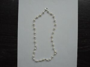 Handmade Freshwater Potato Pearls Necklace