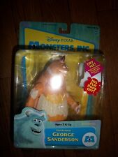 Hasbro Disney Monsters Inc. Action Figure - George Sanderson - Unopened