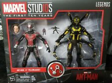 "Marvel Legends 6"" ANT-MAN YELLOW JACKET MCU STUDIOS 10TH ANNIVERSARY IN STOCK"