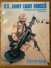 """Concord Publications - U.S. Army Light Forces """"Panama to the Middle East - #2001"""