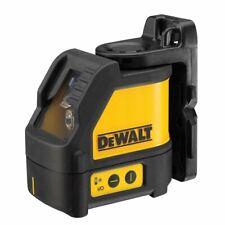 Dewalt Dw088k Self Leveling Cross Line Laser Level 100 Ft Range