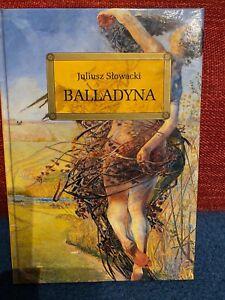 Balladyna Juliusz Slowacki, literatura piekna, polska ksiazka, polnisch, Polen
