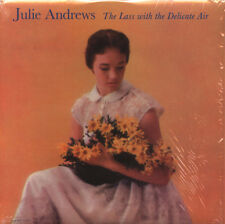 Julie Andrews ‎– The Lass With The Delicate Air Vinyl LP Doxy 2008 NEW/SEALED