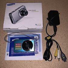 Samsung SL202 - 10.2mp digital camera - full spectrum IR infrared