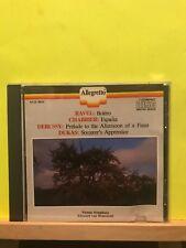 Used ~ Ravel Bolero Chabrier Espana Dukas The Sorcerer's Apprentice (CD, 1988)