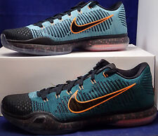 Nike Kobe X 10 Elite Low Drill Sergeant SZ 11 ( 747212-303 )
