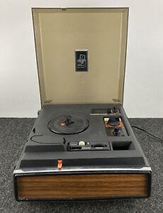 Vintage KODAK EKTASOUND MOVIEDECK 275 Sound 8 MM and Super 8 Projector